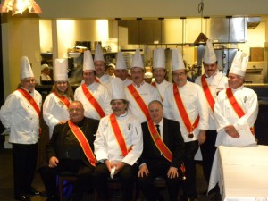 The Twelve First Disciples D'A.Escoffier in Miami October 19th 2011